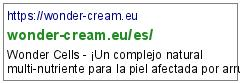 https://wonder-cream.eu/es/